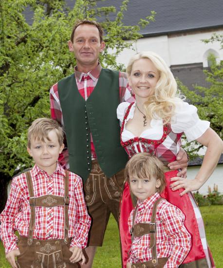Ferienhaus Mitterer - Familie Mitterer