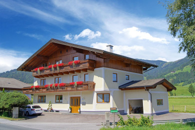Ferienwohnung in Flachau - Ferienhaus Mitterer Reitdorf