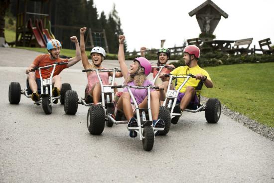 Urlaub in Flachau - Sommer - Ferienhaus - Mitterer - Abenteuersportarten - Sommer