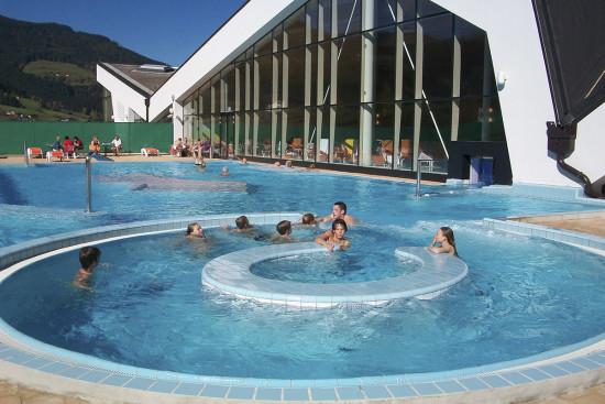 Sommeraktivitäen - Flachau - Salzburg - Schwimmen - Therme Amadé Altenmarkt