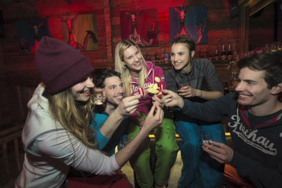Winterurlaub - Flachau - Ferienhaus Mitterer - Aprés Ski - Night Life