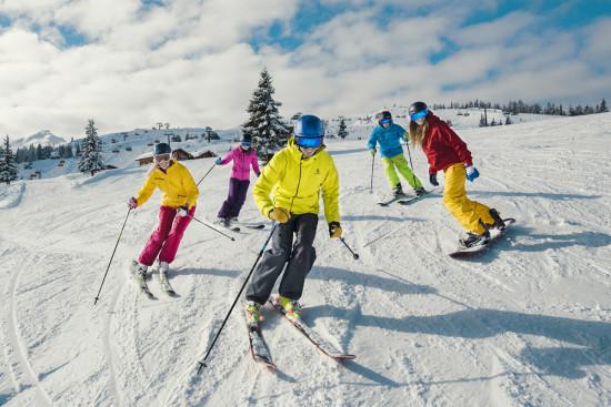 Winterurlaub - Flachau - Salzburg - Ski fahren - Snowboarden